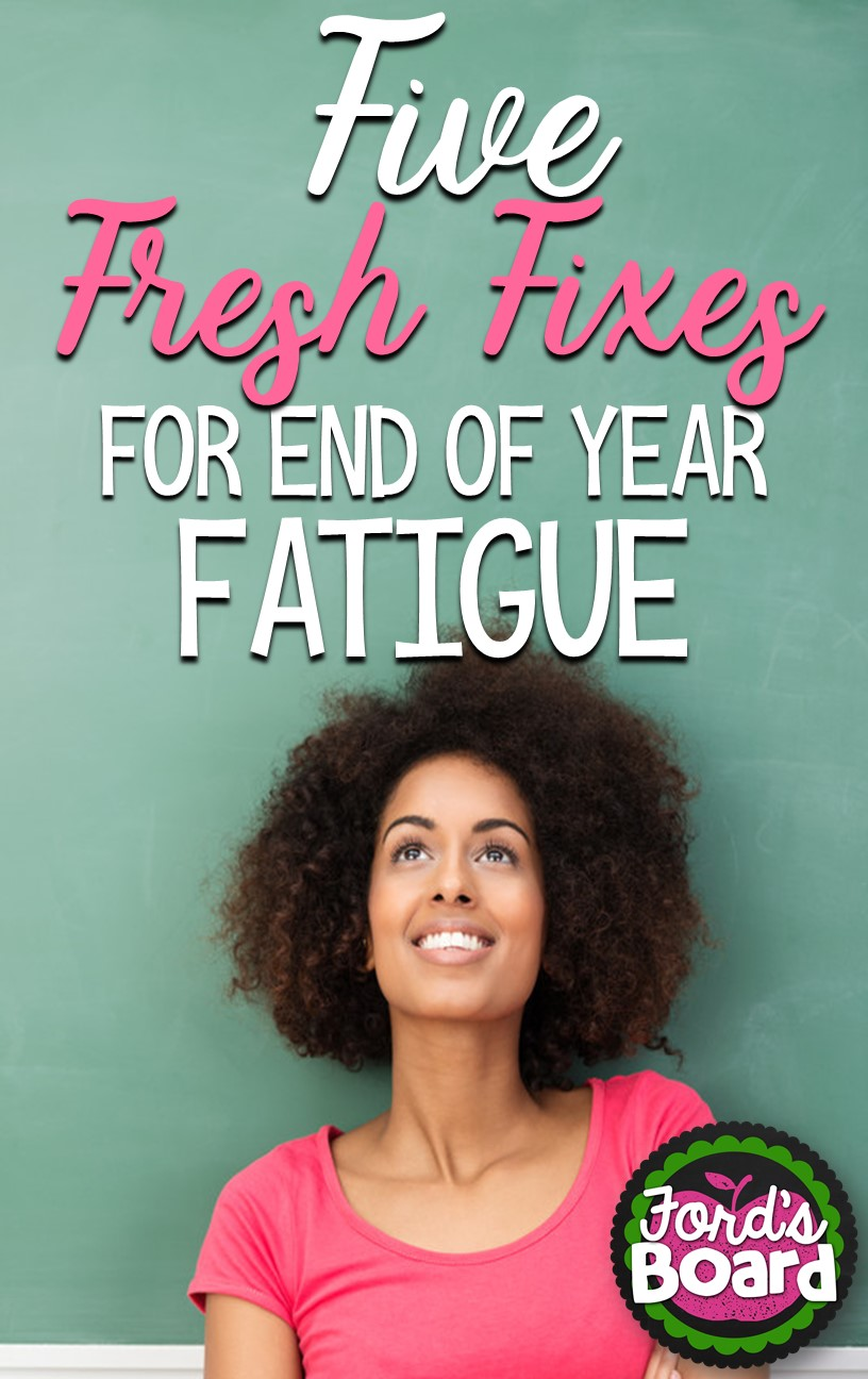 If you'd like to feel less exhausted and more exhilarated at the end of the year, read these Five Fixes for End of Year Fatigue!