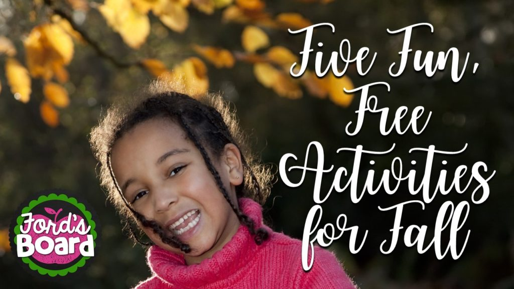 Five Fun, Free Activities for Fall